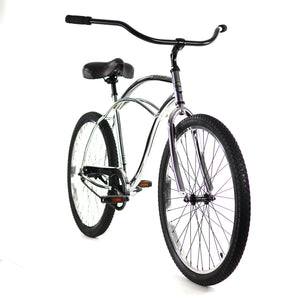 ZF Bikes - Classic Men - Chrome