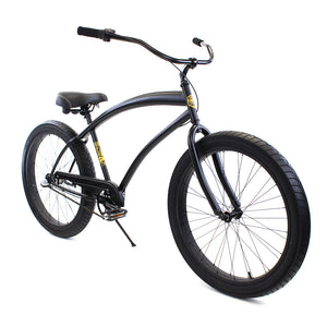 ZF Bikes - Cobra - 3spd - Black Matte