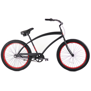 ZF Bikes - Cobra - 3spd - Black Red
