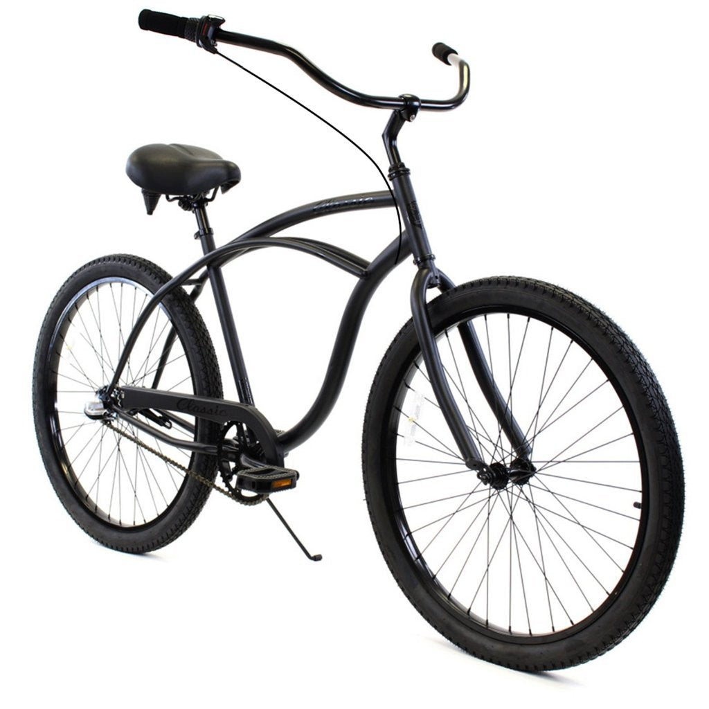 ZF Bikes - Classic Men - 3spd - Black Matte