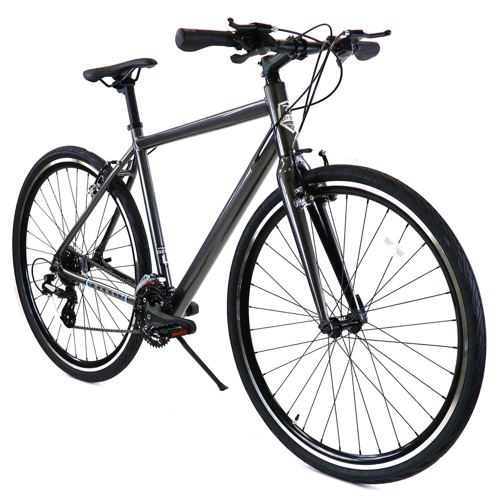 ZF Bikes - Transit Men - Grey