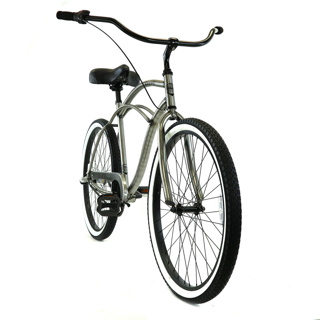 ZF Bikes - Classic Men - 3spd - Raw