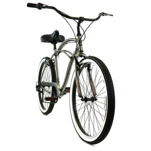 ZF Bikes - Classic Men - 7spd - Raw