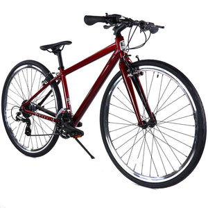 ZF Bikes - Transit Men - Red