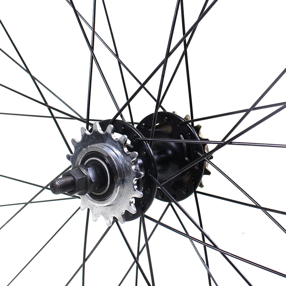 30mm Wheelset - Black