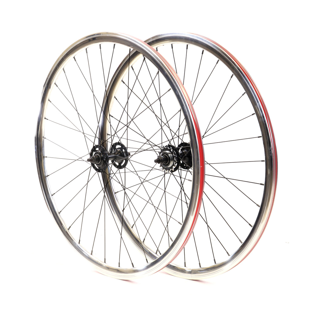 30mm Wheelset - Chrome