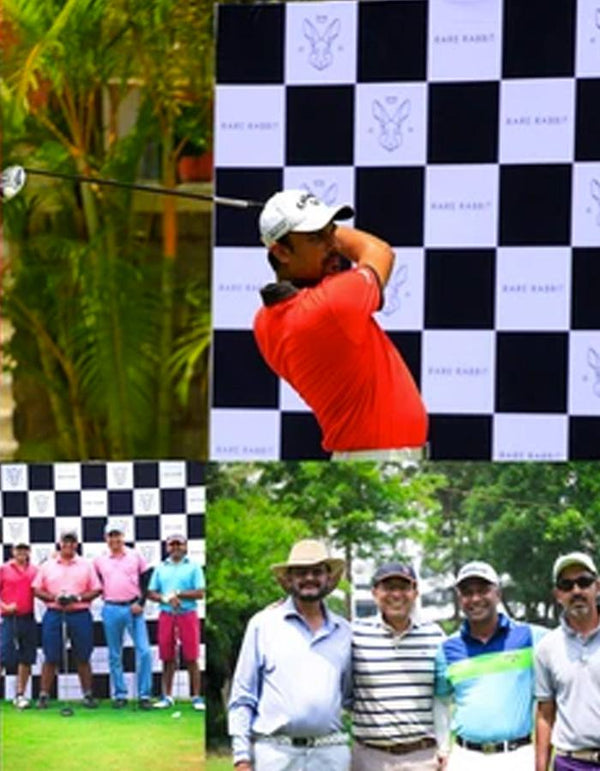 Tee Off with Rare Rabbit - President's Medal Golf Tournament - KGA