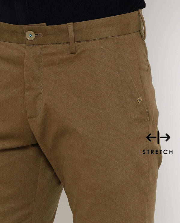 Alters-Regular Trouser-Brown