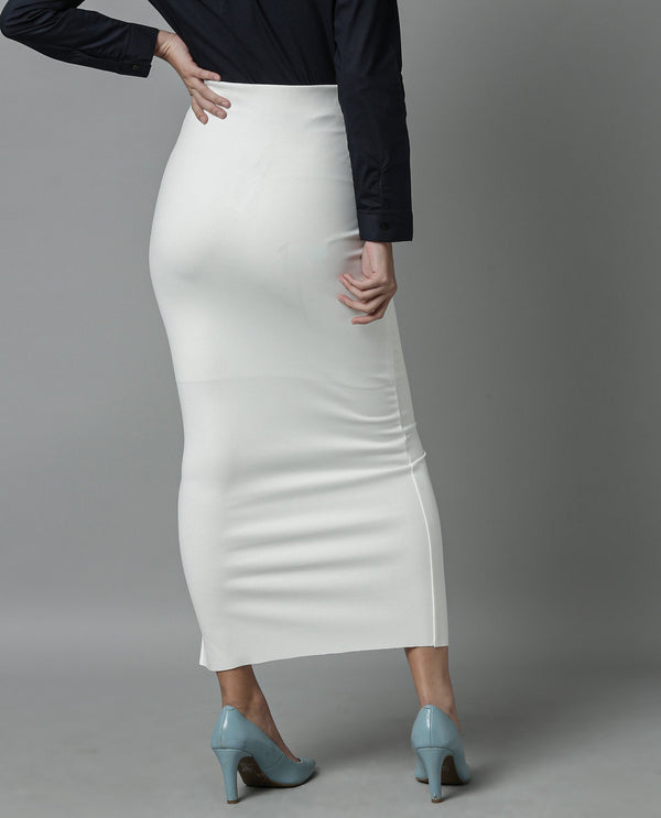 BRISS 1- LONG SKIRT -WHITE SKIRT RAREISM