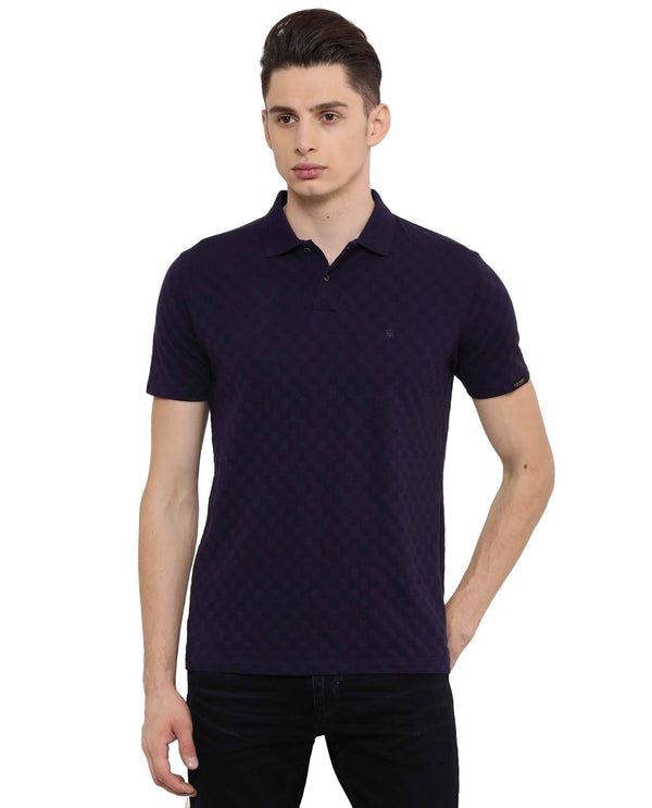 HOPPER- PREMIUM POLO -NAVY POLO RARE RABBIT