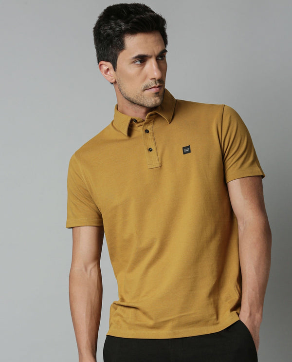 CAIRO-MUSTARD POLO RARE RABBIT
