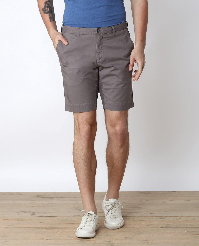 Malfos-Casual-Shorts-Grey SHORTS RARE RABBIT