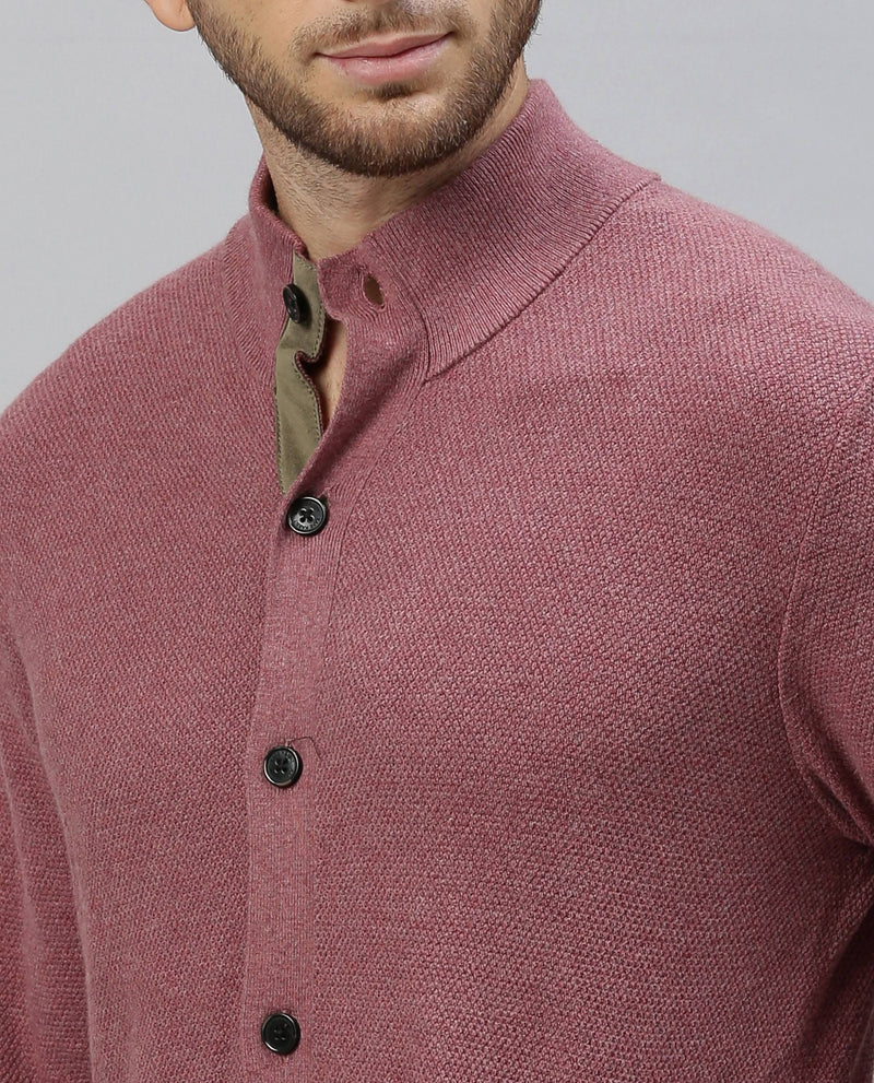 RODRIQUES-MEN'S SWEATER-FADED ROSE