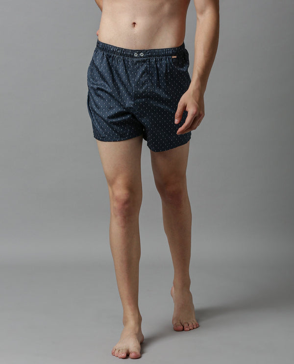 BOX-MENS BOXER-BLACK MOON BOXER RARE RABBIT