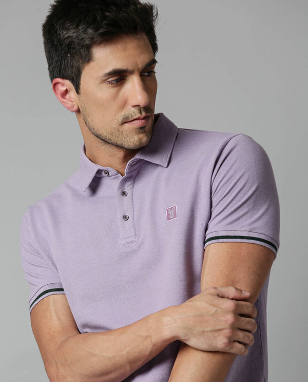 MATCH-LAVENDER POLO RARE RABBIT