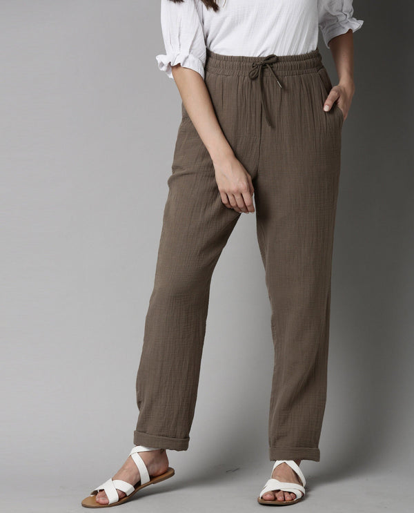 ARCTIC-DOUBLE LAYER TROUSER-GREY TROUSERS RAREISM