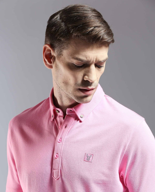 CASSINI-PINK POLO RARE RABBIT