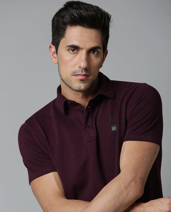 CAIRO-MAROON POLO RARE RABBIT