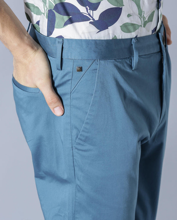 SHEEN - BLUE TROUSERS RARE RABBIT