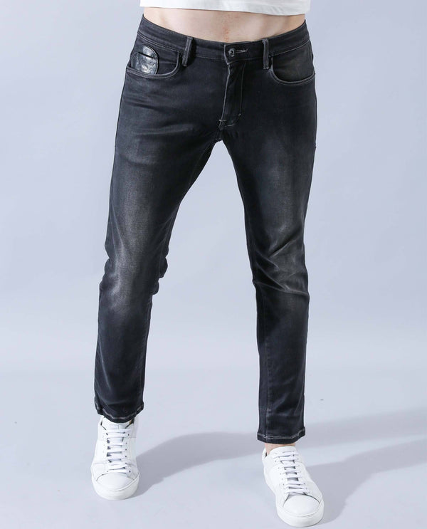 Mambo-3-Denim Pants-Black DENIM PANT RARE RABBIT