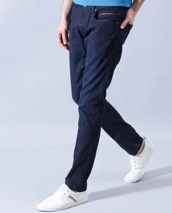 NEODA-RAW-DENIM PANTS-BLUE DENIM PANT RARE RABBIT
