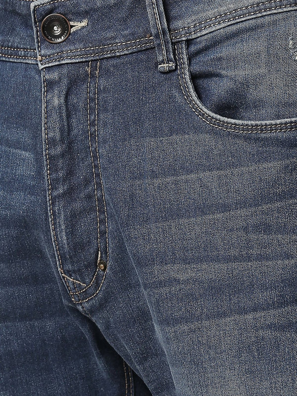 SERGIO-DENIM PANTS-BLUE DENIM PANT RARE RABBIT