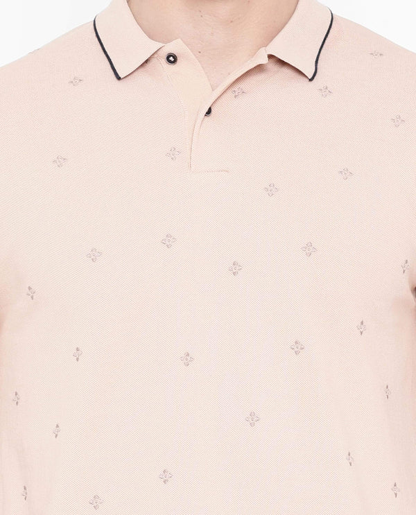 Glid-Polo Neck-Pink