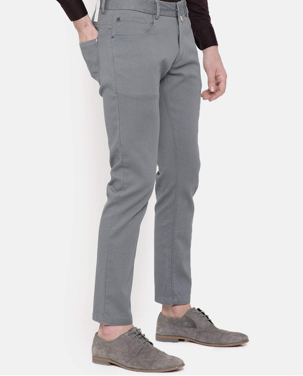 Spock-Solid Trouser-Grey