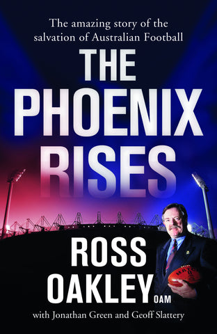 The Phoenix Rises - Ross Oakley, Jonathan Green and Geoff Slattery