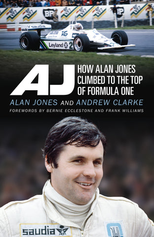 Aj - Alan Jones and Andrew Clarke