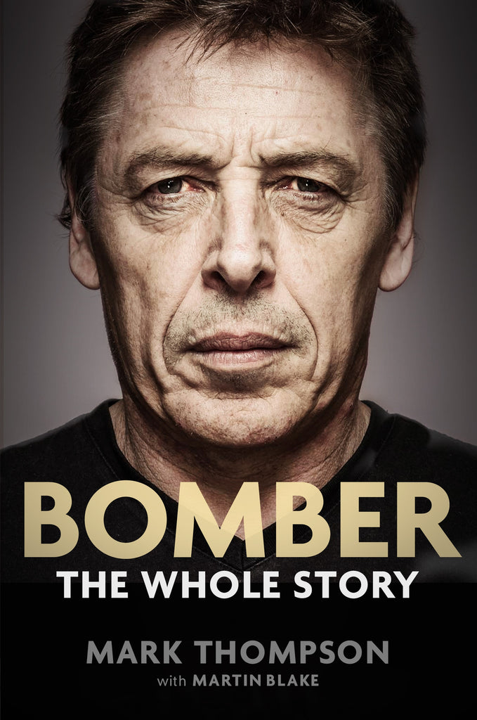 Bomber - The Whole Story, Mark Thompson