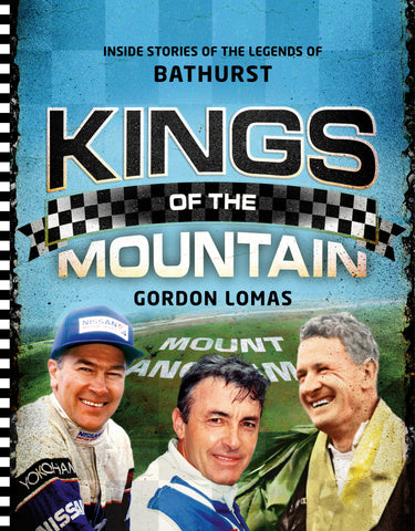 Kings of the Mountain by Gordon Lomas