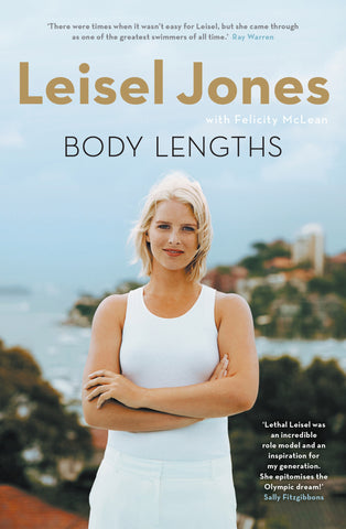 Body Lengths - Leisel Jones & Felicity McLean