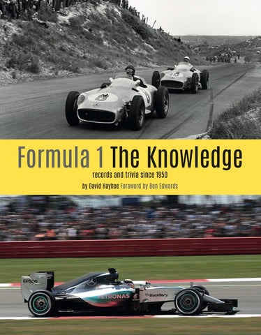 F1 the Knowledge - David Hayhoe
