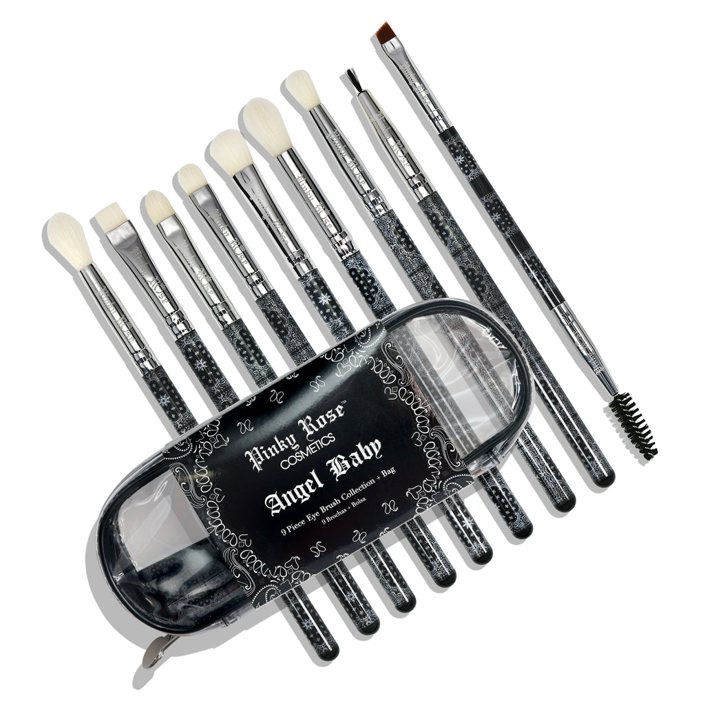 Angel Baby Brush Set