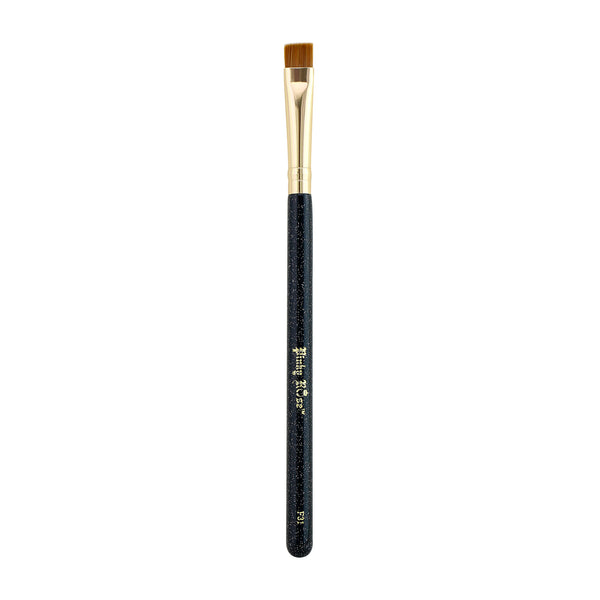 F31 Flat Eyebrow Brush