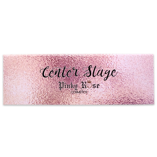 Center Stage Eye Shadow Palette (1 per customer)