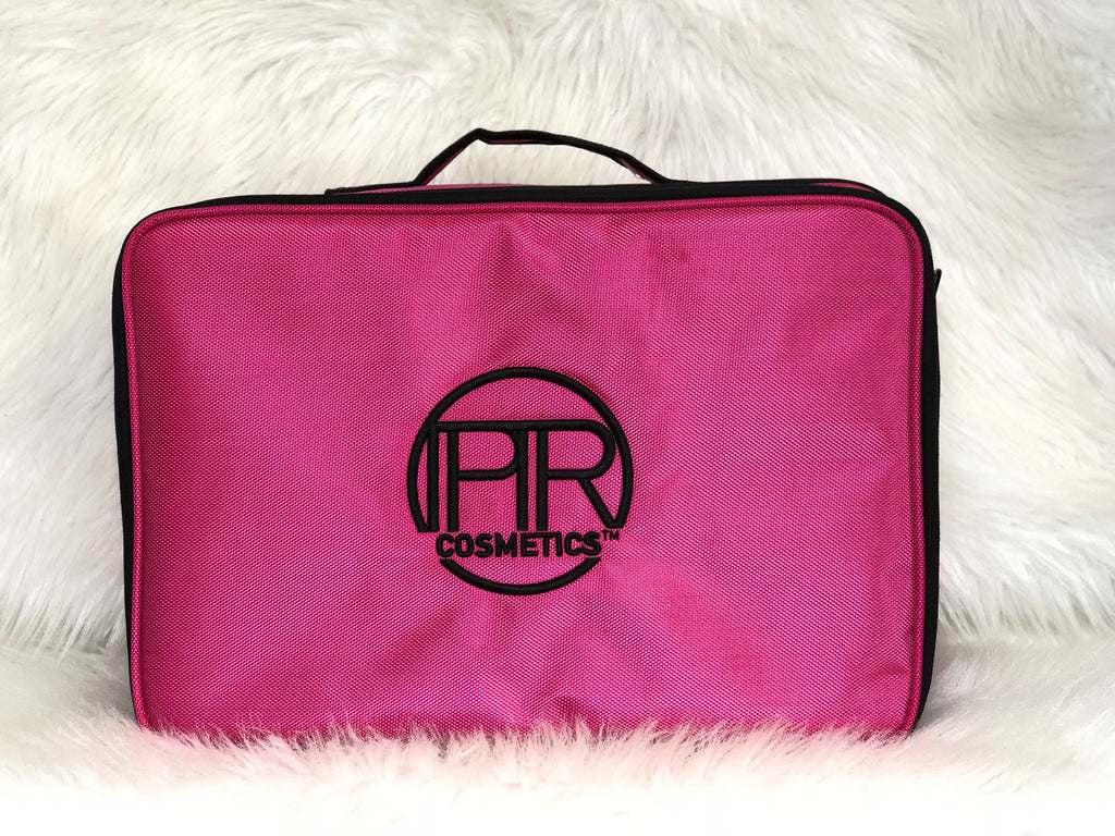 Pinky Rose Cosmetics Travel Bag -Pink (1443130179641)