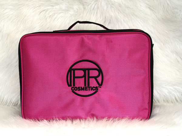 Pinky Rose Cosmetics Travel Bag -Pink