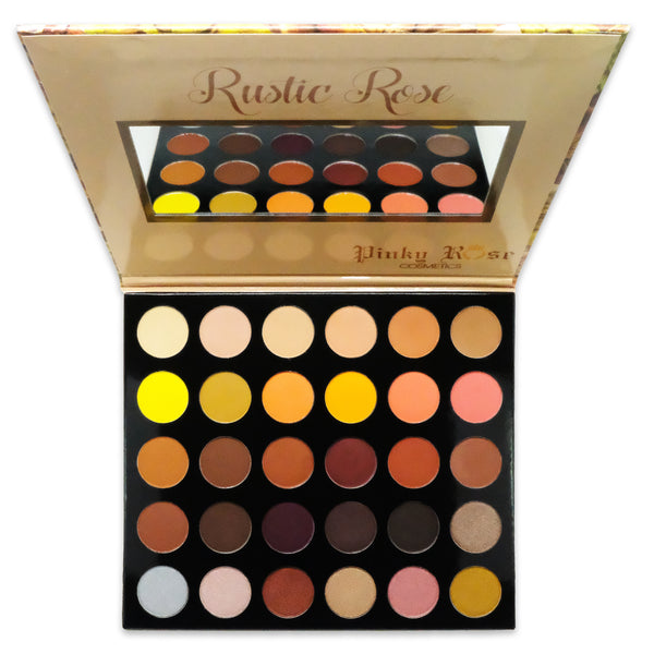 Rustic Rose Eye Shadow Palette