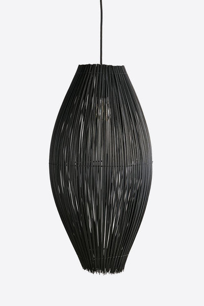 SAMPLE Fish Trap Pendant Light - Black - Oggetto