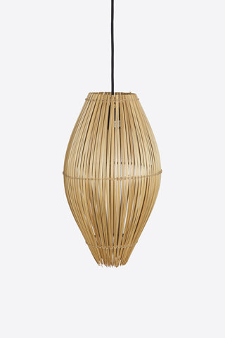 SAMPLE Fish Trap Pendant Light - Natural - Oggetto