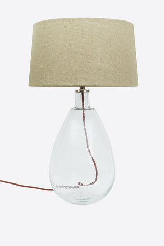 Glass Table Lamp - Oggetto
