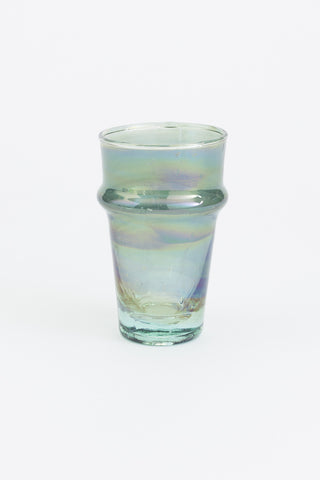 Moroccan Tea Glasses - Green