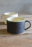 hand thrown sue ure mugs