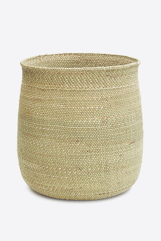 Iringa Basket - Natural - Oggetto