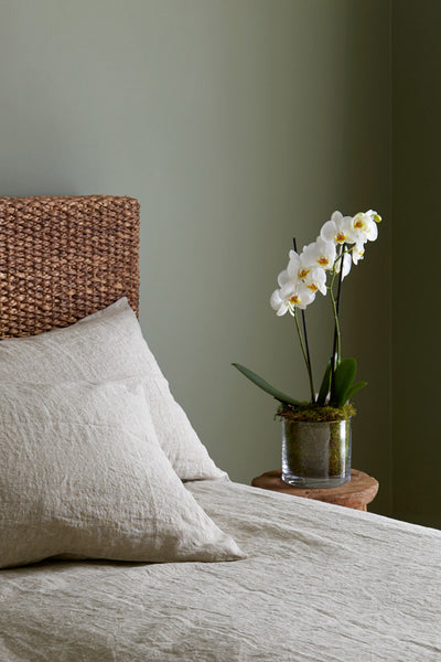 Linen Bed Set - Natural - Oggetto