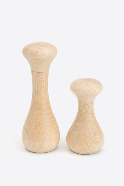 Flo Salt and Pepper Grinder - Natural - Oggetto