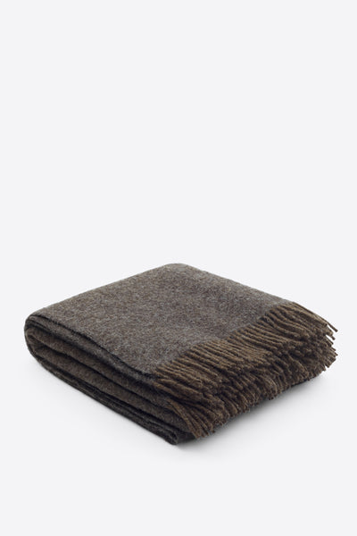 Shetland Wool Throw - Oggetto