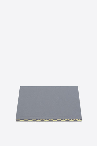Patterned Spine Notebook - Oggetto